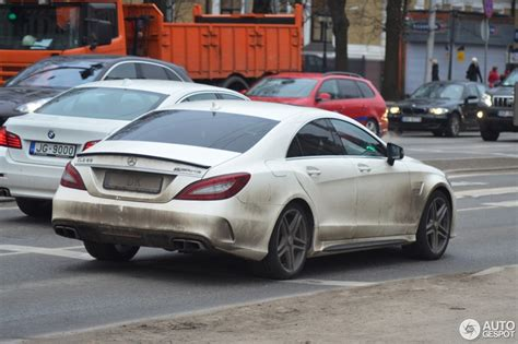 2014 Mercedes Cls 63 Amg by Mercedes Cls 63 Amg S C218 2015 11 March 2016