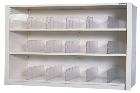 shelving fixed 7 levels