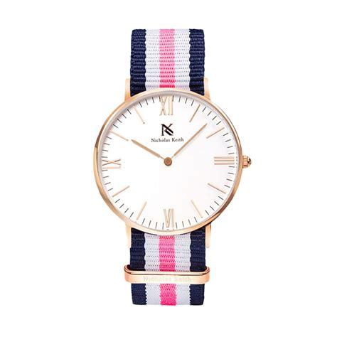 Jam Tangan Elizabeth Katalog jual nicholas keith elizabeth 36mm nk8106 jam tangan unisex harga kualitas terjamin