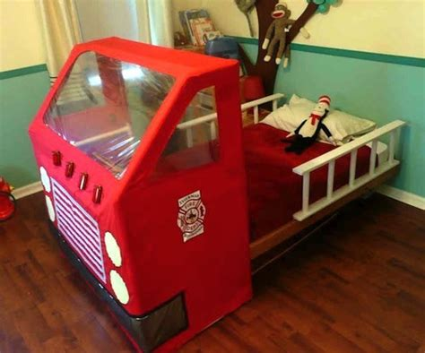 fire engine toddler bed ashbee design fire engine toddler bed ready to roll
