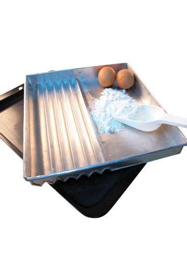 Ramekin Pie Motif Besar loyang beda bentuk beda fungsi