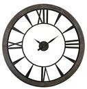 ronan dark rustic bronze large wall clock 06084 uttermost ronan wall clock large uttermost item 06084
