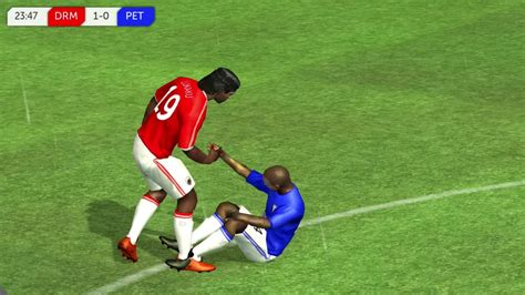 dram league dream league soccer android gameplay 5 youtube