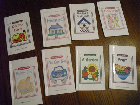 Beginning Reader Books Printable
