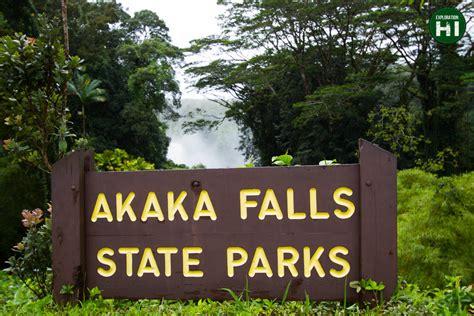 Plans For A Kitchen Island akaka falls a 422 foot waterfall along the northeastern