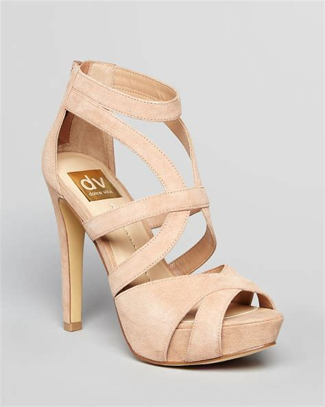 Sandal Heels Garsel E 408 dv dolce vita platform sandals balla high heel