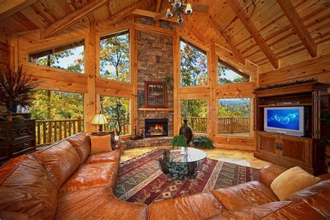 Cabin Rentals In Gatlinburg With Indoor Pool by Silvercreek Cabin In Gatlinburg Elk Springs Resort