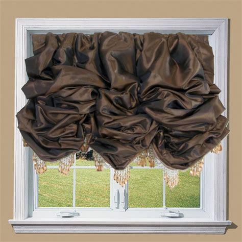 how to make balloon shade curtains faux silk balloon shade traditional roman shades new