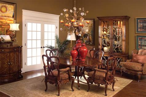 tuscan dining room table tuscan furniture colorado style home furnishings