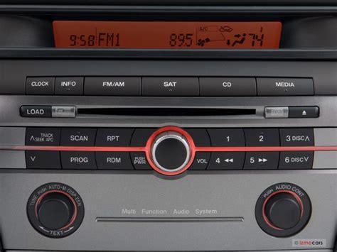 mazda 3 audio system 2007 mazda mazdaspeed3 pictures audio system u s news
