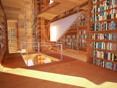 building a library room projects the of at archinect
