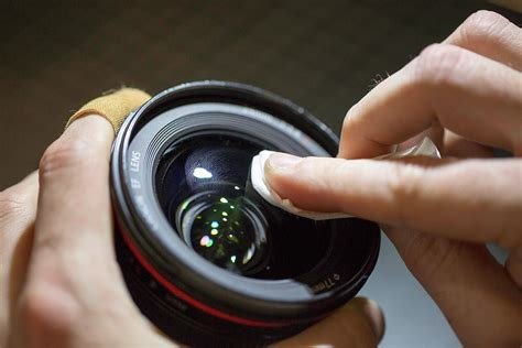 lens cleaning how to clean your lenses and check for problems