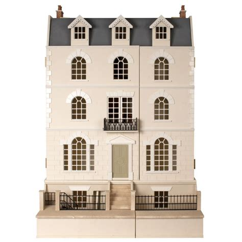 The Beeches Dolls House Kit Dolls House Kits 12th Scale Dhw36 From Bromley Craft