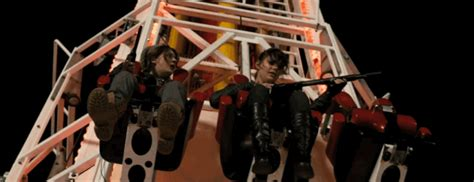 theme park zombieland 13 movies that ll make you rethink going to amusement