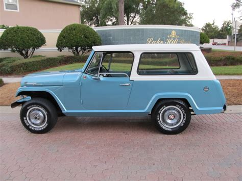willys jeepster commando 1968 jeepster commando by kaiser jeep corporation sold