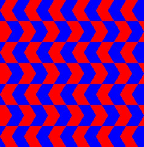 Pattern Illusion World My Own World 4 Series Khalezza Tria N chevron tesselations patterns fractals zentangles and lessons