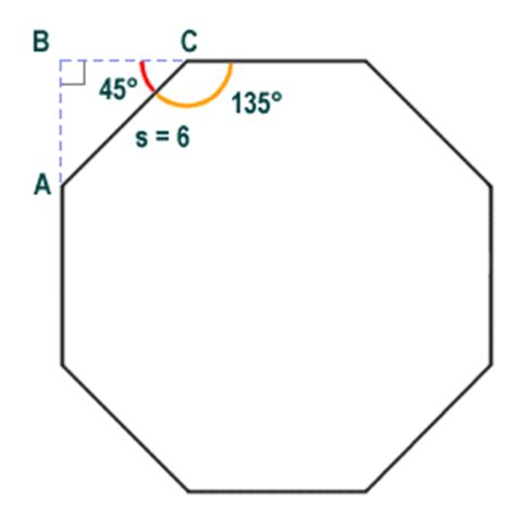 What Is The Interior Angle Of A Octagon by Regular Polygons