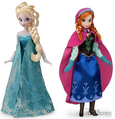 frozen and dolls disney frozen s elsa and dolls