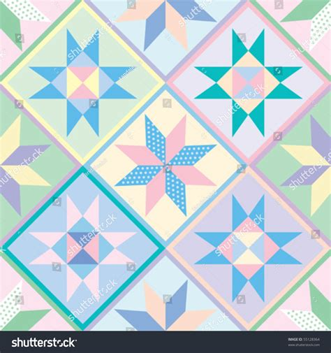 quilt pattern svg vector seamless patchwork quilt pattern or background