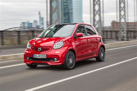 smart car new model new smart brabus models revealed carbuyer