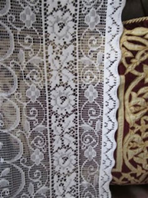 rue de france curtains enchanted garden cotton lace sidelight narrow rue de