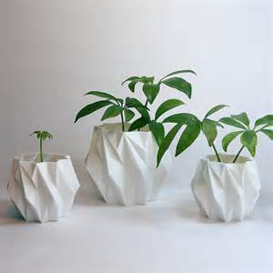 Modern Plant Pots Decorations Modern Planter Etsy In Plastic Planter