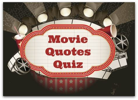 movie quotes quiz uncle john s extremely tough movie quote quiz