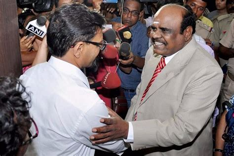 how many supreme court justices sit on the bench justice cs karnan case does the supreme court have powers to remove a sitting hc