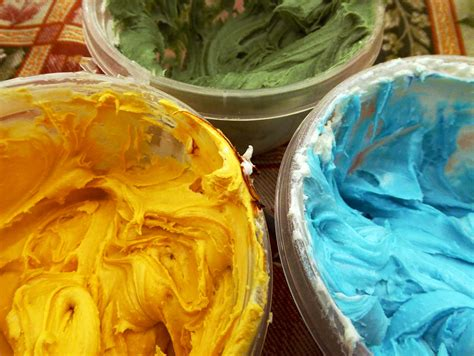 colored frosting colored frosting free stock photo domain pictures