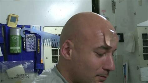 how do they use the bathroom in space how to wash your bald head in space luca parmitano iss