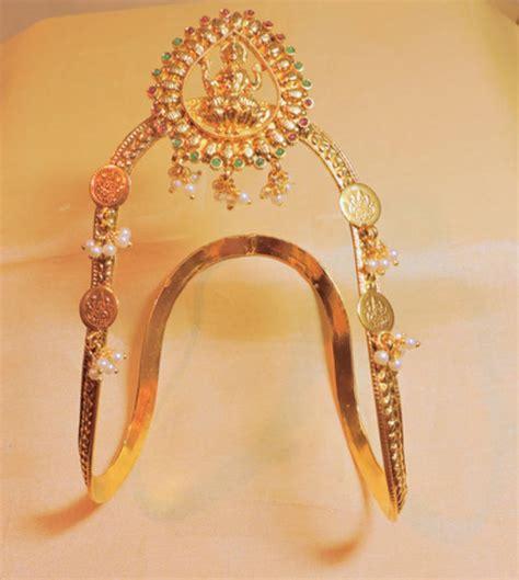 Jodhpuri Bajuband buy southern royal wedding gold platted bajuband