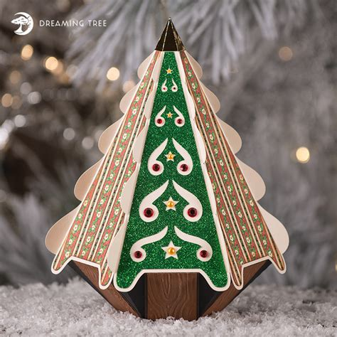 christmas tree boxes interiors design