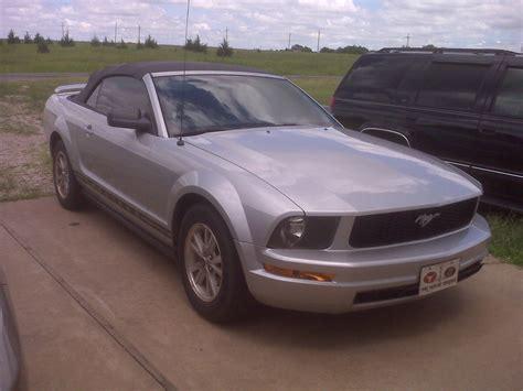2006 Ford Mustang Horsepower by 2006 Ford Mustang V6 Horsepower