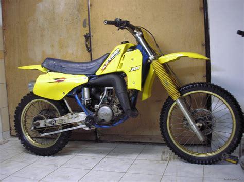 1986 Suzuki Rm 125 1986 Suzuki Rm 125 Picture 1438017