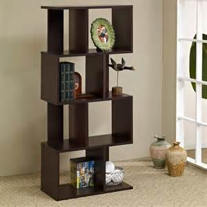Room Divider Bookshelves Ecleste Bookcase Room Divider Bookcases At Hayneedle