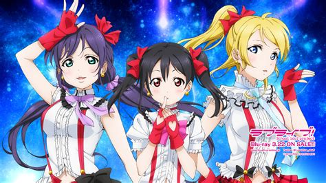 wallpaper anime love live love live wallpaper zerochan anime image board