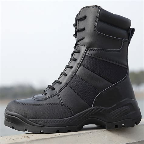 Delta Tactical Boot 1296 laite hebe delta tactical shoes boots 2017 new swat combat boots outdoor army shoes