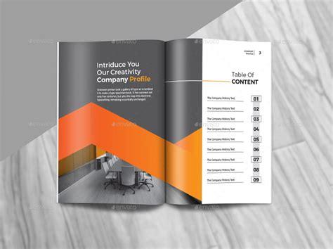 design studio company profile pdf envato company profile company profile sle pdf