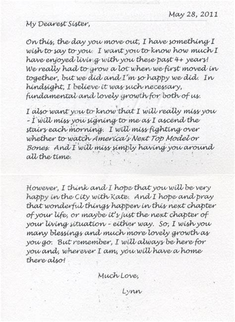 thank you letter to parents when moving out letterlover 187 family