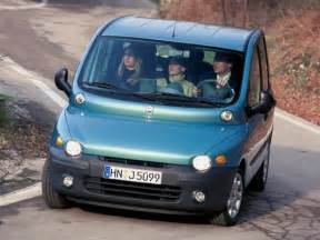 Fiat Multiply The Fiat Multipla Is Officially The Ugliest Car Made