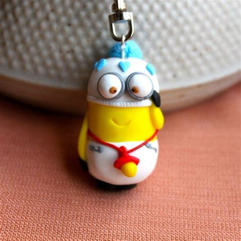 Modelling Clay Minion Phil 234 best animation characters images on cold porcelain cold pasta and modeling