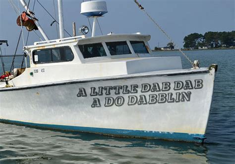 sinking boat names botnik studios