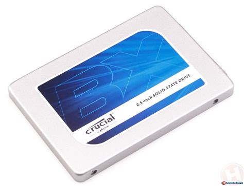 crucial bx100 and mx200 250gb 500gb ssd review