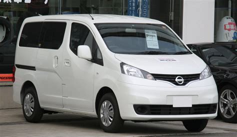 nissan vanette new model any new nissan models