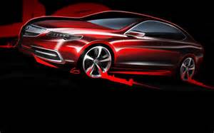 2016 acura clx concept release carspoints