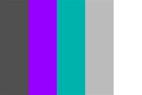 grape color electric grape color palette