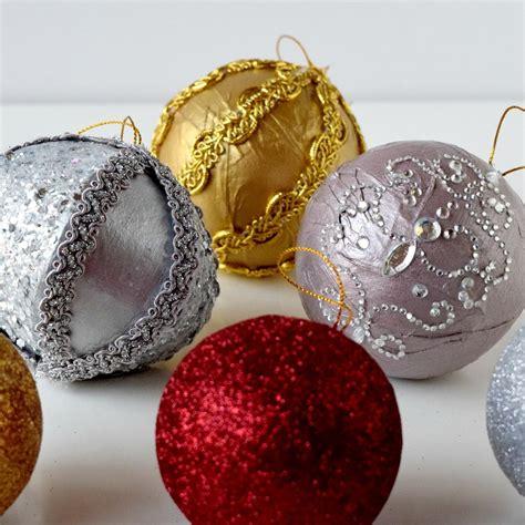 diy ornaments martha stewart 5 diy ornaments that don t martha stewart