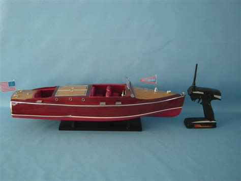 radio control chris craft boats buy ready to run remote control chris craft runabout