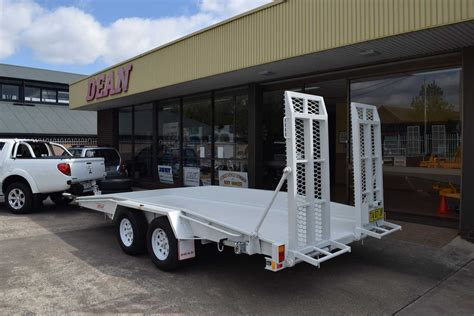 be my trailer no 08 tandem axle car or plant transport trailer