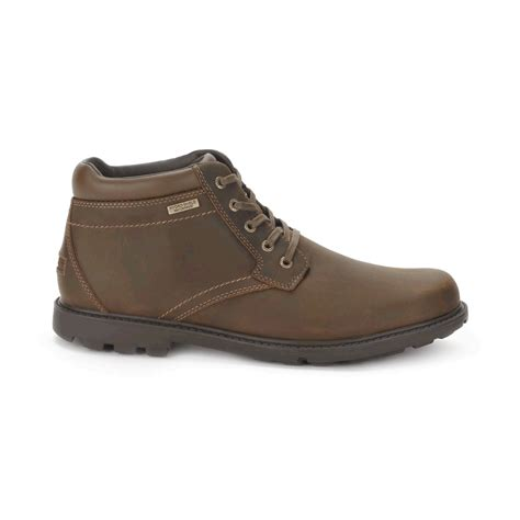 rugged boots rugged bucks waterproof boot s boots rockport 174